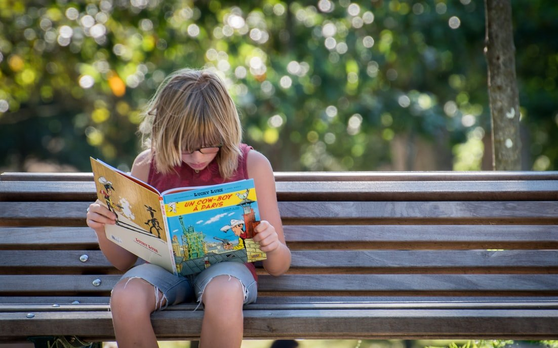 Why picture books are effective for older students, too