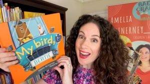 amelia mcinerney author
